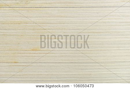 Side view of stack of papers texture or background