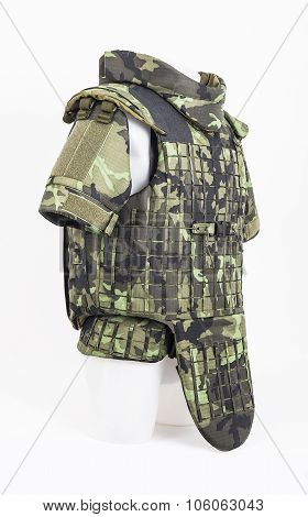 Camouflage Bulletproof vest body armor covers Camouflage