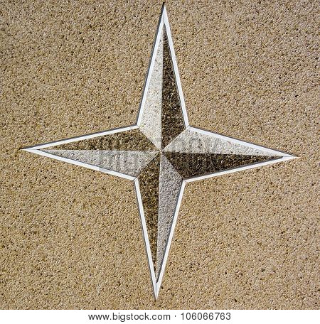 star wall pattern