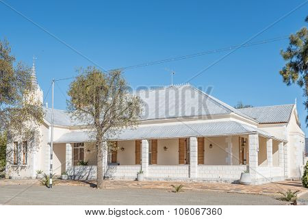 Parsonage Of The Dutch Reformed Church In Vosburg