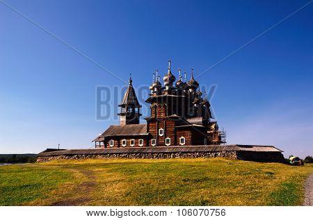 Kizhi - Russian Cultural Heritage Site