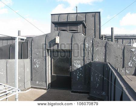Roof paint job needed