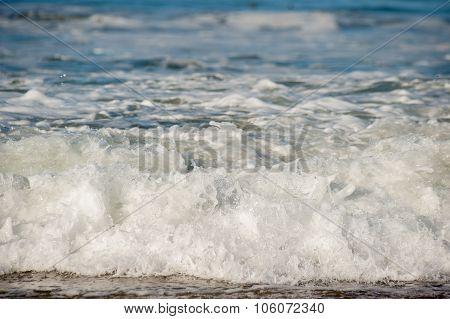 Pacific Ocean tide