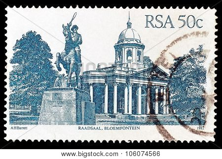 South African stamp 1982
