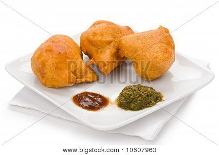 Cauliflower Pakora