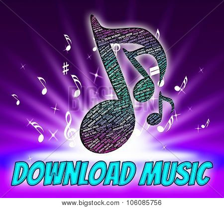 Download Music Shows Sound Track And Data