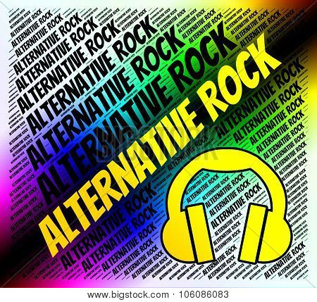 Alternative Rock Shows Sound Tracks And Acoustic