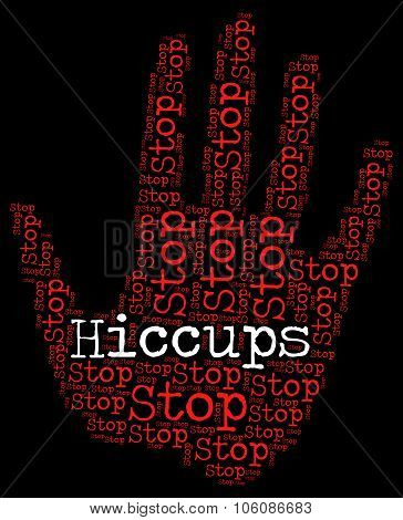 Stop Hiccups Shows Synchronous Diaphragmatic Flutter And Sdf