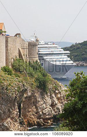 Costa Fortuna In Dubrovnik