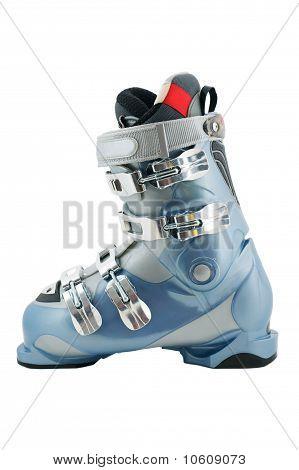 Hi Tech Ski Boot Profile On White
