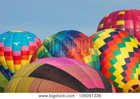 Colorful Ballon Festival