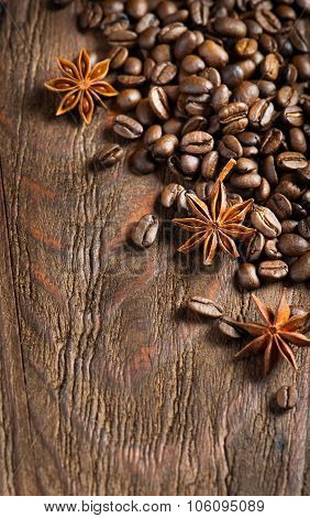 Black Coffee And Anise