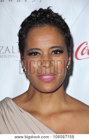 LOS ANGELES - OCT 25:  Daphne Wayans at the Internation Film Fashion Awards at the Saban Theater on October 25, 2015 in Los Angeles, CA
