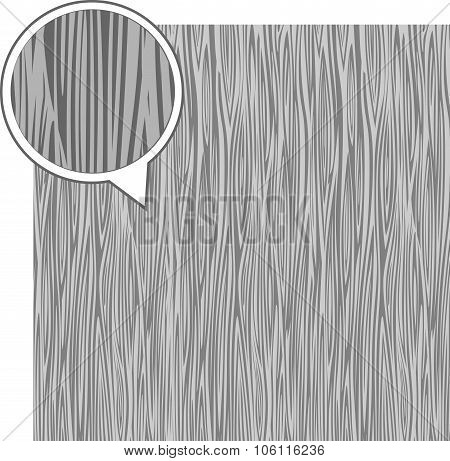Wood texture background - dark gray.
