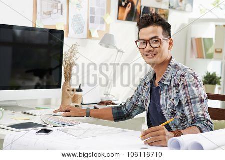Vietnamese interior designer