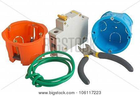 The Electrician Tools