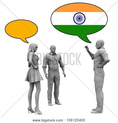 Learn Indian Culture and Language to Communicate