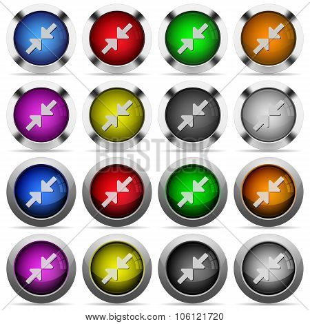 Resize Small Button Set