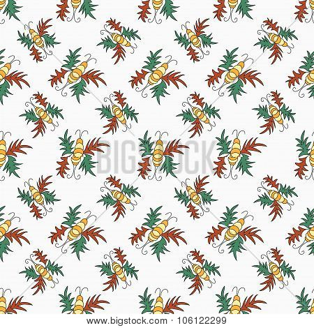Beetle Color Pattern