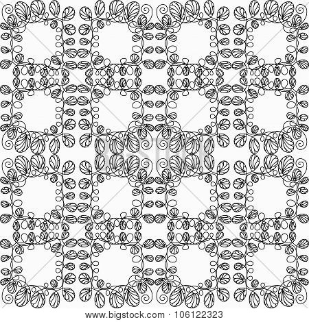 Classic Pattern vector royalty free stock illustration