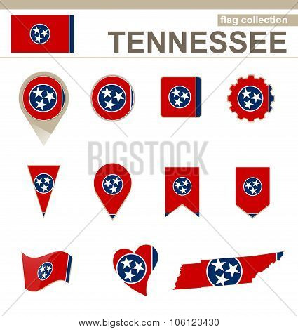 Tennessee Flag Collection