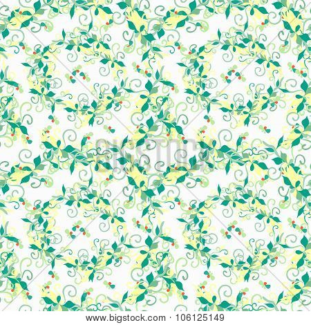 Flower Pattern vector royalty free stock illustration