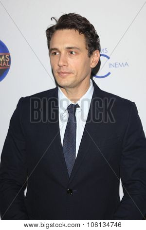 LOS ANGELES - OCT 24:  James Franco at the