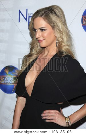 LOS ANGELES - OCT 24:  Jena Sims at the