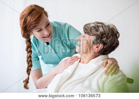 Patient With Alzheimer