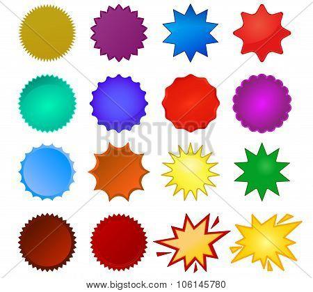 starburst seals
