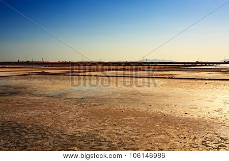 Salt Pans, Trapani