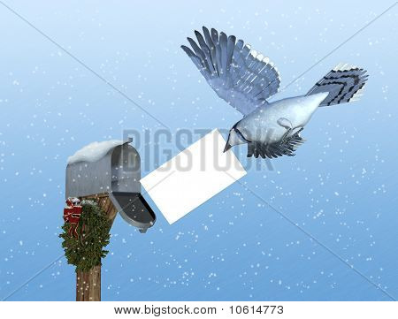 Special Holiday Delivery: Air Mail