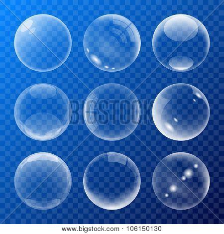 Bubbles signs set. Underwater bubbles. Underwater bubbles icons. Underwater bubbles set. Underwater bubbles collection. Underwater bubbles icons art. Underwater bubbles icons web