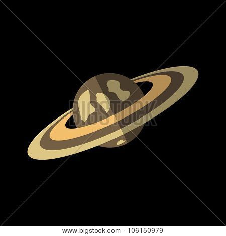 New Saturn sign