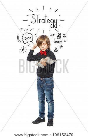Strategy From Little Boy