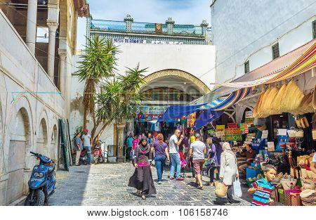 The Old Tunis