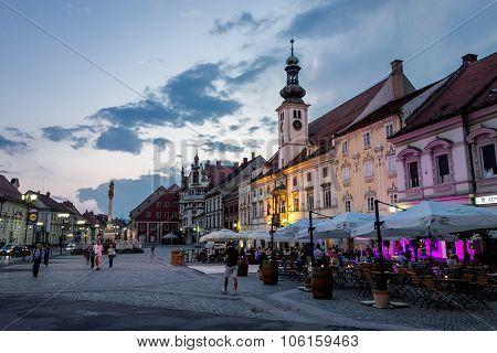 Maribor Main Square