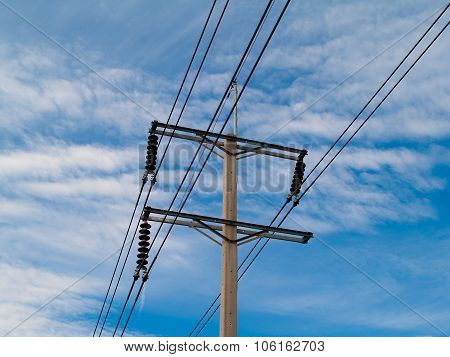 Electricity Pylons, Poles, Concrete Quality Standards.