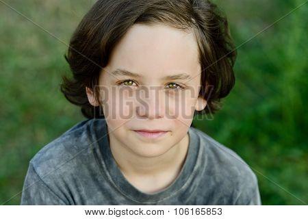 Preteen Boy