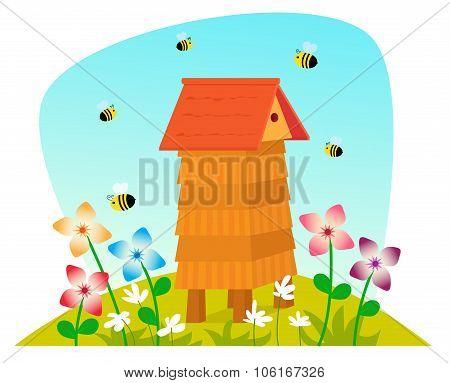 Beeshive