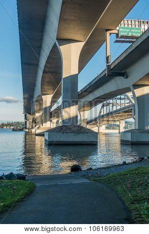 Seattle Bridge Vertical