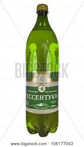 Bottle Of Essentuki Water