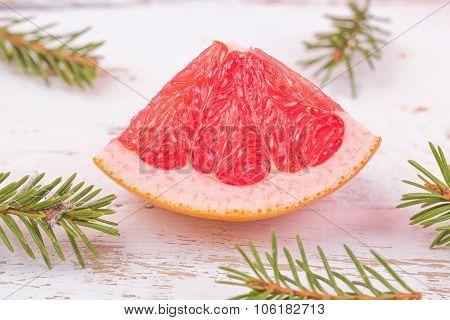Grapefruit Segment