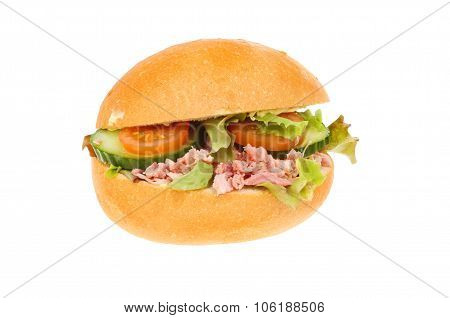 Pork Salad Roll
