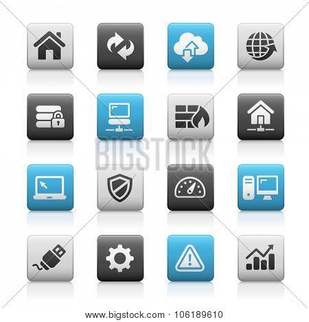Web Developer Icons // Matte Series