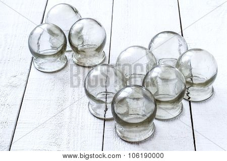 Old Medical Cupping Glass
