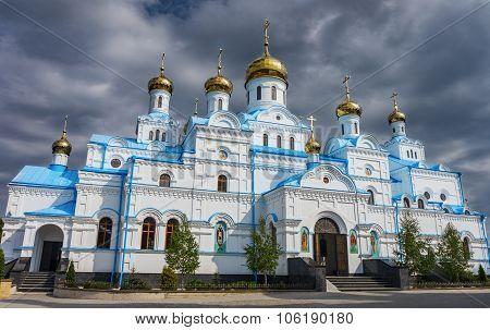 Monastery In Pochaev