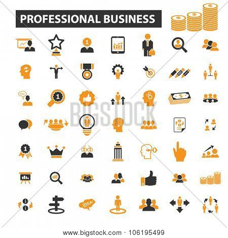 business, analytics, finance, bank, money, success, growth icon & sign concept vector set for infographics, website
