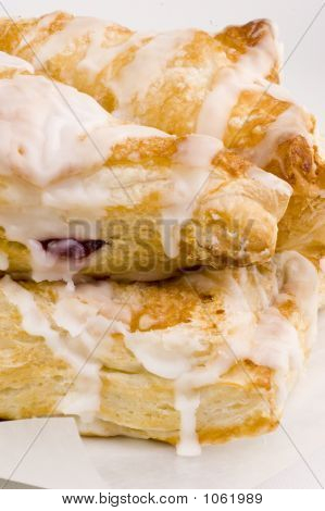 Fresh Fruit Turnover