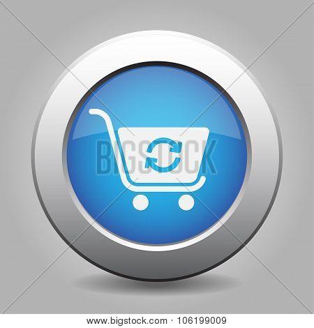 Blue Button Shopping Cart Refresh